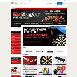 Red-Dragon-Darts-ebay-shop-design
