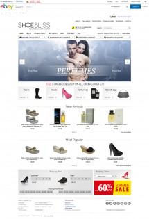 Shoe Bliss UK ebay shop