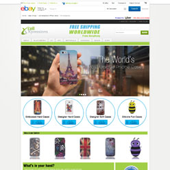 CellXpressions-ebay-shop-design