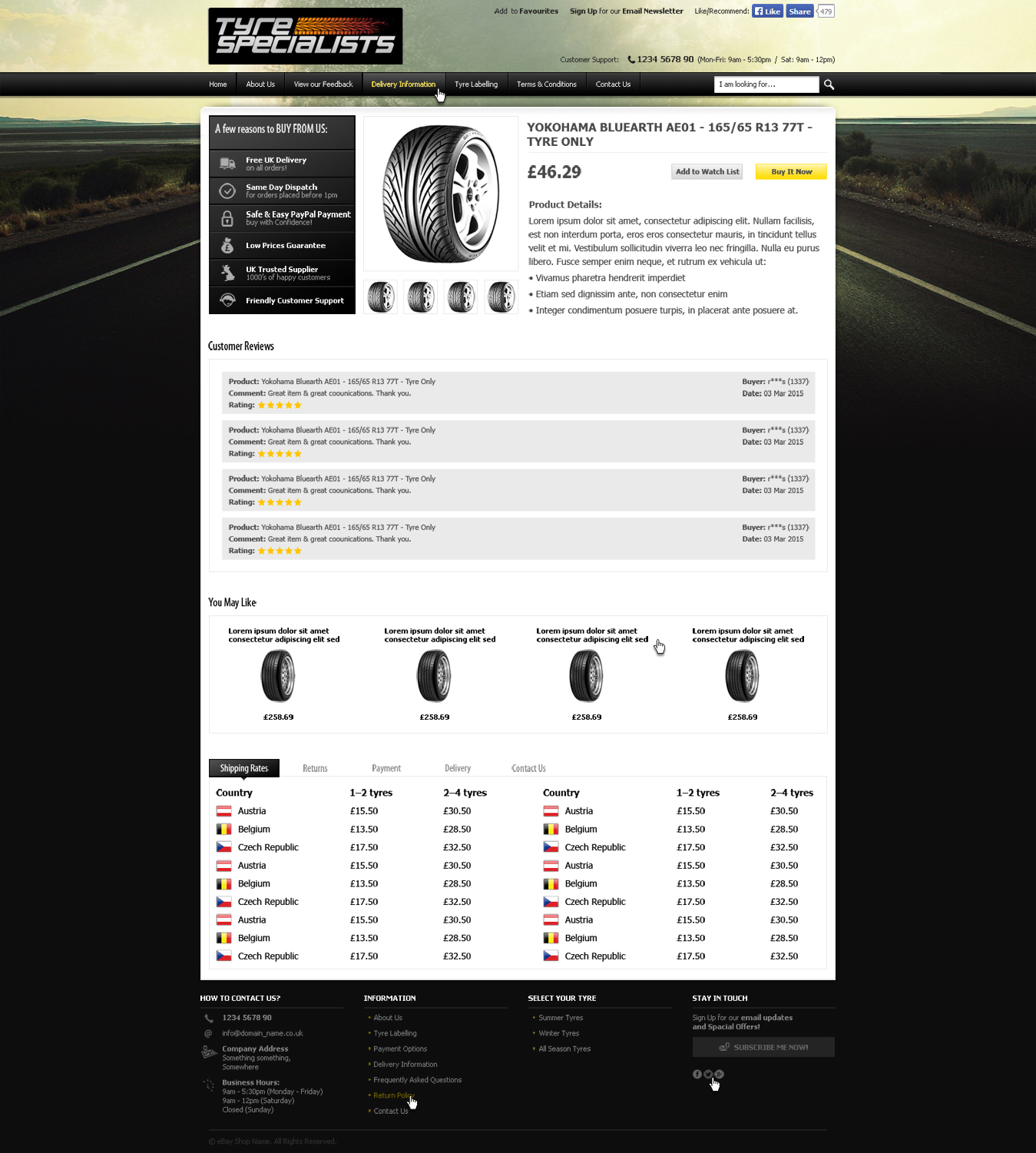 Tyre_specialist_responsive ebay item template
