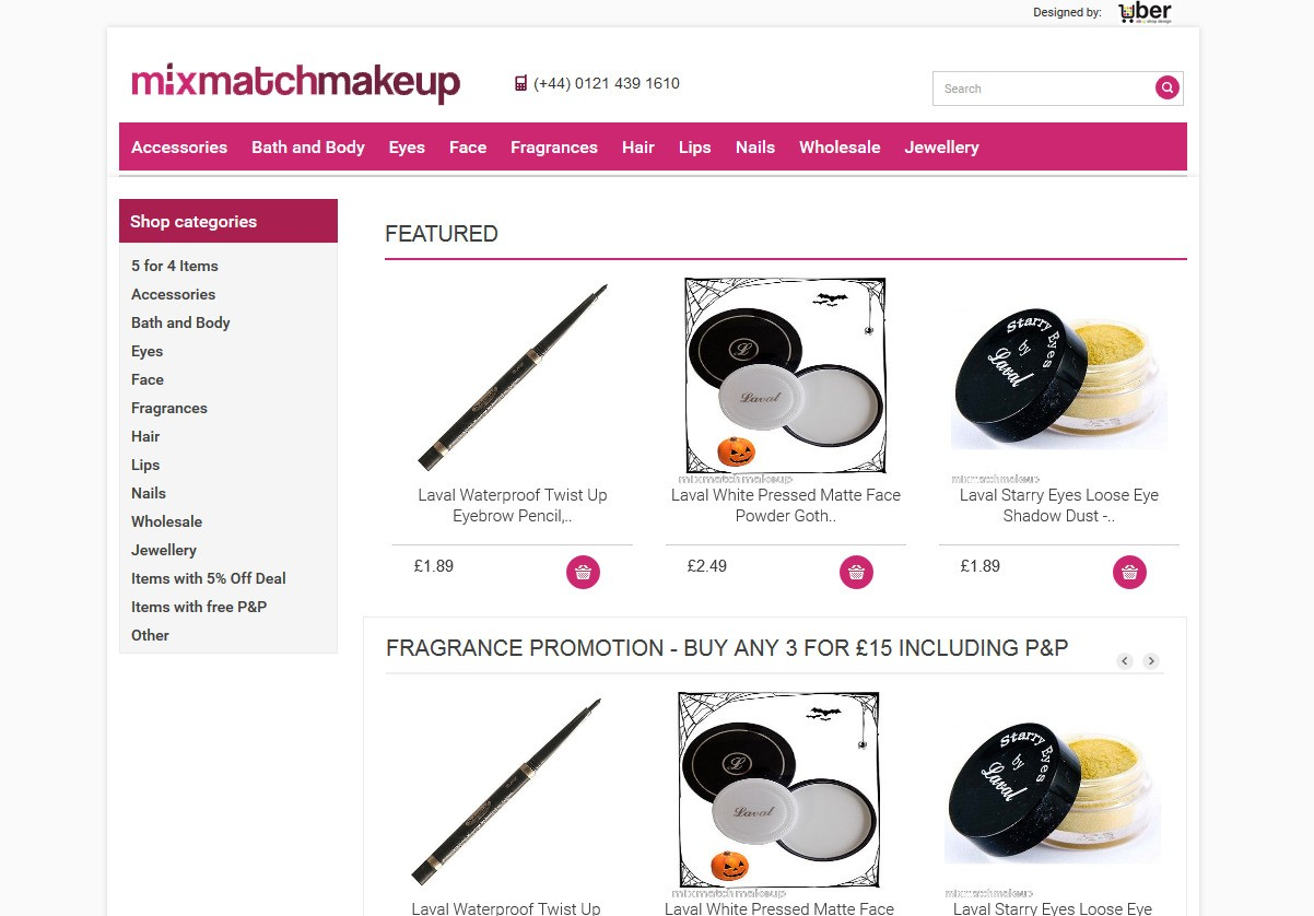 MixMatch makeup