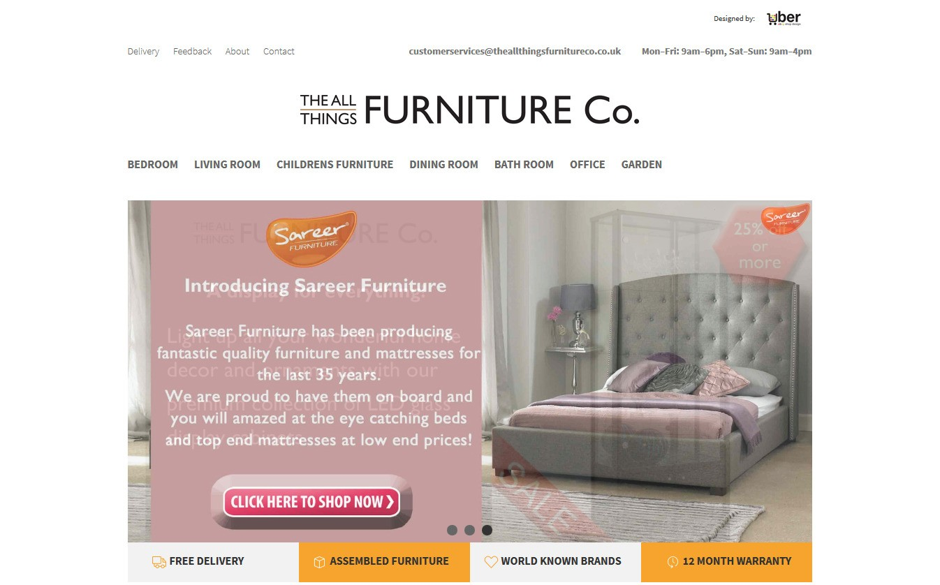 All things Furniture